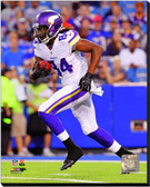 Minnesota Vikings Cordarrelle Patterson 2013 Action 40x50 Stretched Canvas
