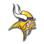 Minnesota Vikings Color Auto Emblem - Die Cut