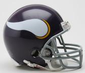 Minnesota Vikings 1961-1979 Throwback Riddell Mini Football Helmet