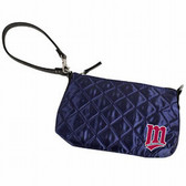 Minnesota Twins Quilted Wristlet Purse