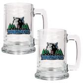 Minnesota Timberwolves Tankard Mug Set