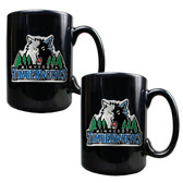 Minnesota Timberwolves Coffee Mug Set