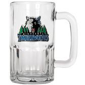 Minnesota Timberwolves 20oz Root Beer Style Mug