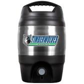 Minnesota Timberwolves 1 Gallon Tailgate Jug
