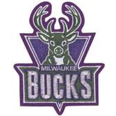 Milwaukee Bucks Team Logo Patch