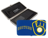 Milwaukee Brewers Shell Mesh Wallet