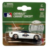 Milwaukee Brewers MLB Chevy Camaro 1:64