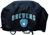 Milwaukee Brewers Economy Grill Cover