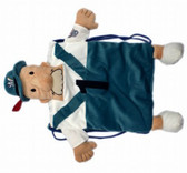 Milwaukee Brewers Backpack Pal - Bratwurst