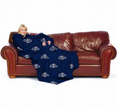 "Milwaukee Brewers 48""x71"" Comfy Throw Blanket"