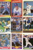 Mike Macfarlane 21 Card Lot Set