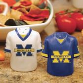 Michigan Wolverines Gameday Salt n Pepper Shaker