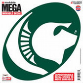 "Michigan State Spartans Decal - 12""x12"" Mega"