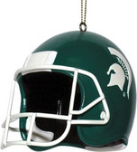 "Michigan State Spartans 3"" Helmet Ornament"