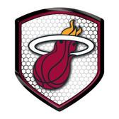 Miami Heat Shield Style Reflector