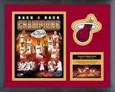 Miami Heat 2013 NBA Champions Milestones & Memories