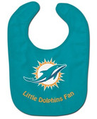 Miami Dolphins Baby Bib - All Pro Little Fan