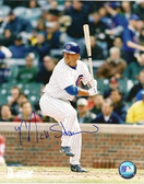 Matt Stairs Chicago Cubs Signed 8x10 Photo