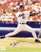 Masato Yoshii New York Mets Signed 8x10 Photo #3