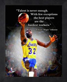 Magic Johnson Los Angeles Lakers 11x14 ProQuote Photo