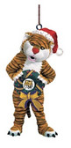 LSU Tigers Mascot Wreath Ornament
