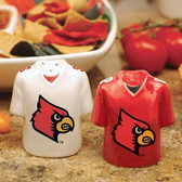 Louisville Cardinals Gameday Salt n Pepper Shaker