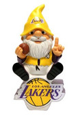 Los Angeles Lakers Gnome On Team Logo