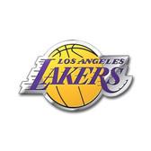 Los Angeles Lakers Color Auto Emblem - Die Cut