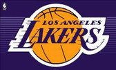 Los Angeles Lakers 3'x5' Flag