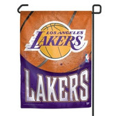 "Los Angeles Lakers 11""x15"" Garden Flag"