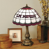 Los Angeles Kings Tiffany Table Lamp
