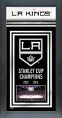 Los Angeles Kings 2014 Stanley Cup Champions Banner