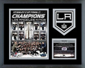 Los Angeles Kings 2012 NHL Stanley Cup Champions Milestones & Memories