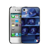 Los Angeles Dodgers iPhone 4/4s Hard Cover Case