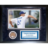 Los Angeles Dodgers Clayton Kershaw 11x14 Mini Dirt Collage