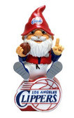 Los Angeles Clippers Gnome On Team Logo