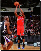Los Angeles Clippers Chris Paul 2013-14 Action 16x20 Stretched Canvas