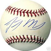 Lastings Milledge Washington Nationals Signed Baseball