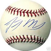 Lastings Milledge Washington Nationals Signed Baseball
