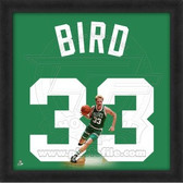Larry Bird Boston Celtics 20x20 Framed Uniframe Jersey Photo