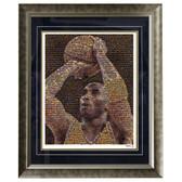 Kobe Bryant Framed 16x20 Mosaic