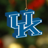 Kentucky Wildcats 3D Logo Ornament