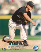 Kazuhiro Sasaki Seattle Mariners 2000 American League Rookie of the Year 8x10 Photo