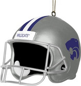 "Kansas State Wildcats 3"" Helmet Ornament"