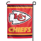 "Kansas City Chiefs 11""x15"" Garden Flag"