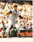Justin Thompson Detroit Tigers Signed 8x10 Photo #3