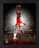 Julius Erving Philadelphia 76ers 8x10 ProQuote Photo