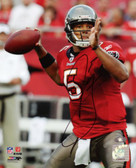 Josh Freeman Hand Signed Tampa Bay Buccaneers 8 x 10 Photograph