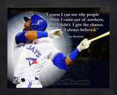Jose Bautista 11x14 ProQuote Photo