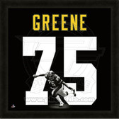 Joe Greene Pittsburgh Steelers 20x20 Framed Uniframe Jersey Photo